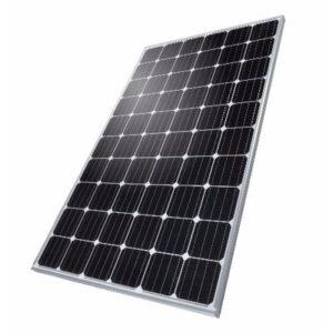 250W 4BB Monocrystalline Panel